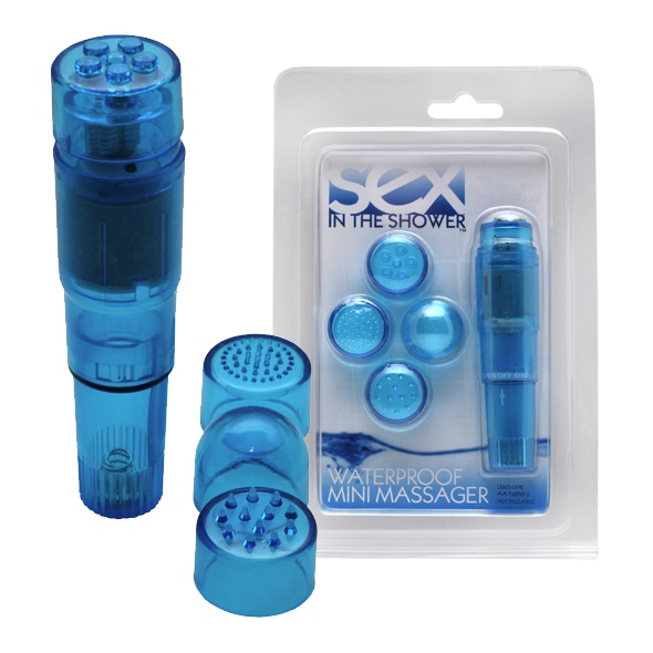 Sex In The Shower Sex in the Shower - Waterproof Mini Massager