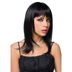Pleasure Wigs Steph Wig - Black