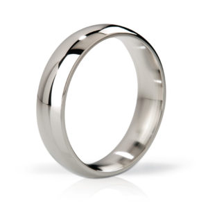 Mystim Mystim - His Ringness Earl Polished 48mm