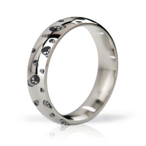 Mystim Mystim - His Ringness Earl Polished & Engraved 48m
