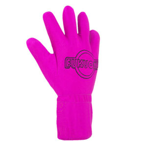 Fukuoku Fukuoku - Massage Glove Right S/M Pink