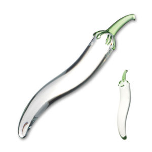 Glas Glas - Naturals Chili Pepper Glass Dildo