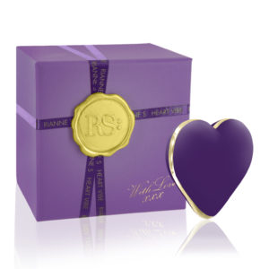 Rianne S RS - Icons - Heart Vibe Deep Purple
