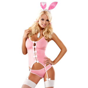 Obsessive Obsessive - Bunny Suit Costume L/XL