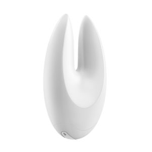 OVO Ovo - S4 Rechargeable Lay On Vibrator White