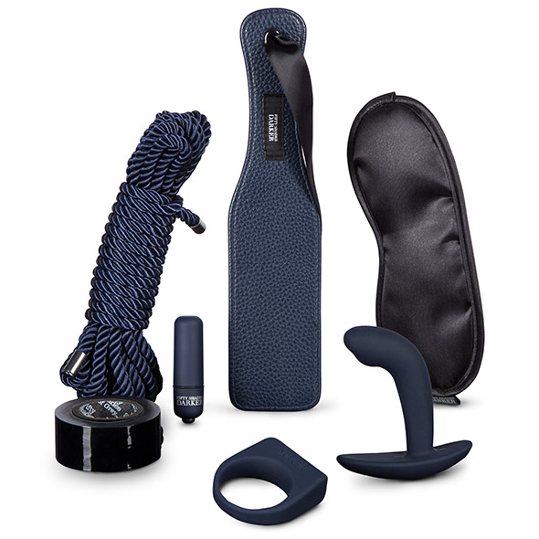 Fifty Shades of Grey Fifty Shades of Grey - Darker Dark Desire Advanced Couples Kit