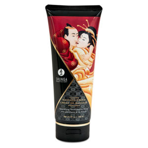 Shunga Shunga - Massage Cream Strawberry 200 ml